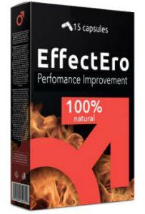 Effectero cápsulas para potencia, precio, opiniones, folleto, foro, farmacias