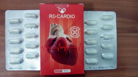 tratamiento hipertensión recardio pastillas precio opiniones